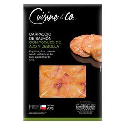 Carpaccio de salmon Cuisine & Co 200 g