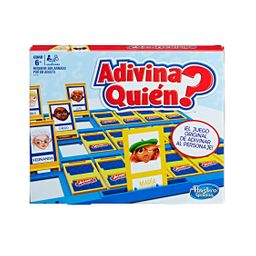Juego Adivina Quien Hasbro