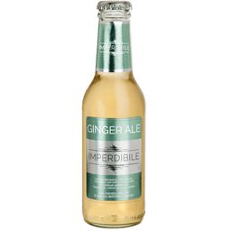 Agua tonica ginger ale Imperdible 200 ml