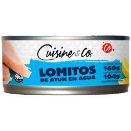 Cuisine & Co Atun Lomitos En Agua Dr