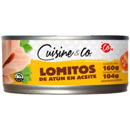 Lider Atun Lomitos Aceite Cuisine&Co Dr