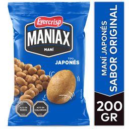 Maniax Mani Japones Original