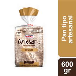 Bimbo-Ideal Pan Molde Blanco Artesano