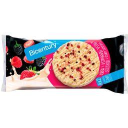 Bicentury Torta Arroz Frutilla Rojo 4X2