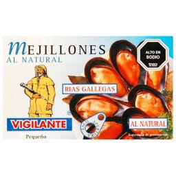 Mejillones al natural Vigilante 115 g