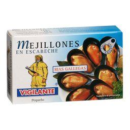Mejillones en escabeche Vigilante 120 g