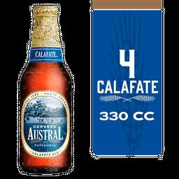Austral Cerveza Calafate Botella