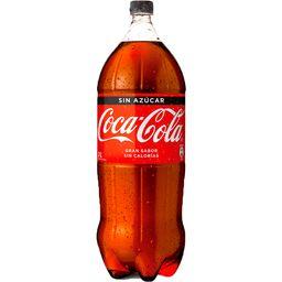 Coca Cola Zero Gaseosa