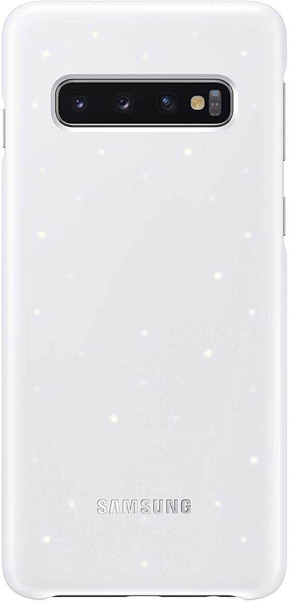 S10+ - Led Cover White