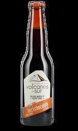 Cerveza Volcanes del Sur Choco Naranja 1050cc