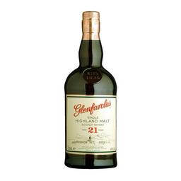 Whisky Glenfarclas 21 años