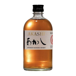 Whisky Japonés Akashi Black