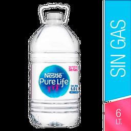 Pure Life Agua Purificada Nestle Bidon