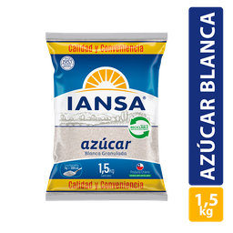 Iansa Azucar 1 5 Kg