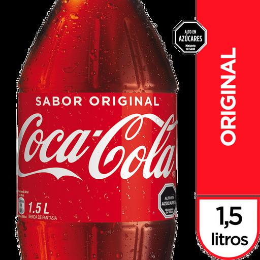 Coca-Cola Original Gaseosa Botella