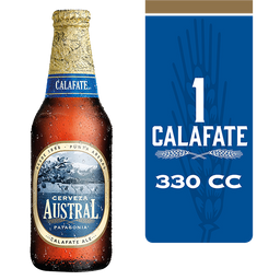 Austral Cerveza Calafate 5 °