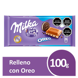 2 x Milka Chocolate Oreo