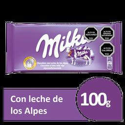 Milka Chocolate De Leche