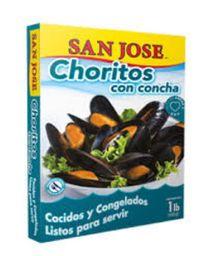 Chorito S/Conch S.Jose 300 g