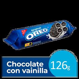 Oreo Galleta De Chocolate Rellena Con Crema Vainilla 14 Un