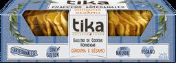 Genie Galletas Horneadas Cracker Tika Curcuma