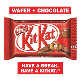Kit Kat Milk Nestle