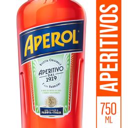 Aperol Licor Aperitivo Naranja Y Hierbas