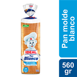Bimbo-Ideal Pan Blanco Grande