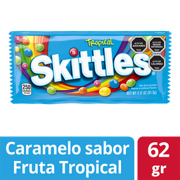 Skittles Tropical Singles