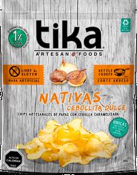 Tika Chips Nativas Cebollita Dulce