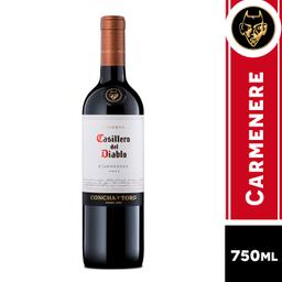 Casillero Del Diablo Vino Carmenere
