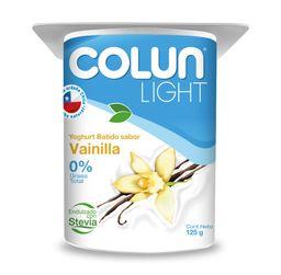 Colun Yogurt Light Vainilla Pote