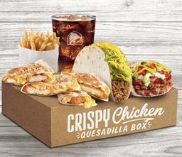 Crispy Chicken Quesadilla Box