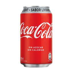 Gaseosa Coca Cola Light