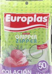 Europlas Bolsas Colacion