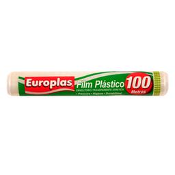 Europlas Film Plastico Transparente 100 Metros