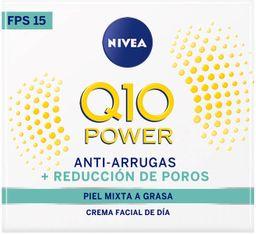 Nivea Crema Antiarrugas Q10 Power Dia Spf 20 Piel Normal A Mixta