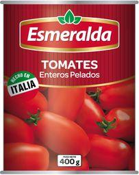 Esmeralda Tomates Enteros Pelados