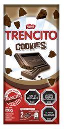 2 x Chocolate Trencito Entrete Galletas 120g