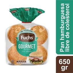 Fuchs Pan De Hamburguesa