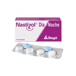 Nastizol Dia/Noc Com 12+6
