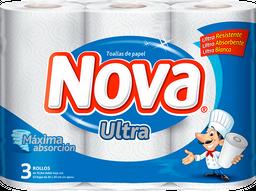 Nova toalla de papel ultra