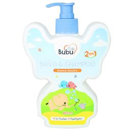 Shampoo 2 En 1 Con Acción Jabón