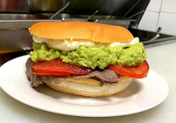 Sándwich Clásico de Hamburguesa