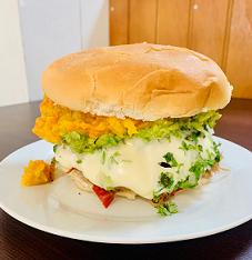 Sándwich Clásico de Lomo