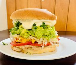 Sándwich 2.0 Lomo