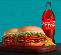 Combo Sandwich para compartir