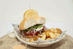 Sandwich Reineta Panko