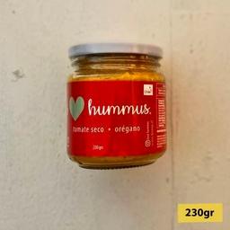 Hummus Tomate Seco - Orégano