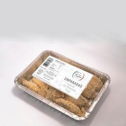 Empanaditas camarón mozzarella